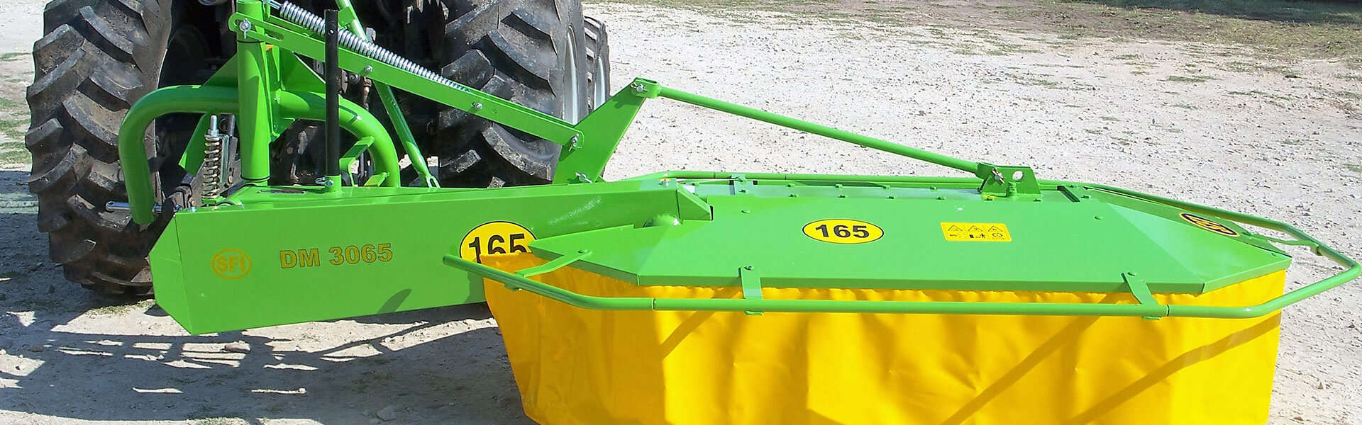Drum Mower category banner