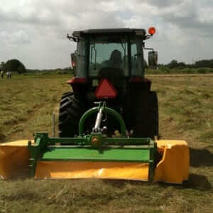 Vineyard Orchard Disc Mower