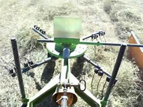 MGR Gyro Rake