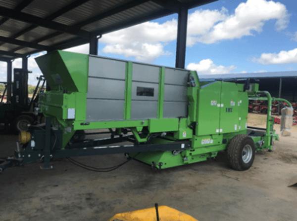 hemp baler small farm equipment